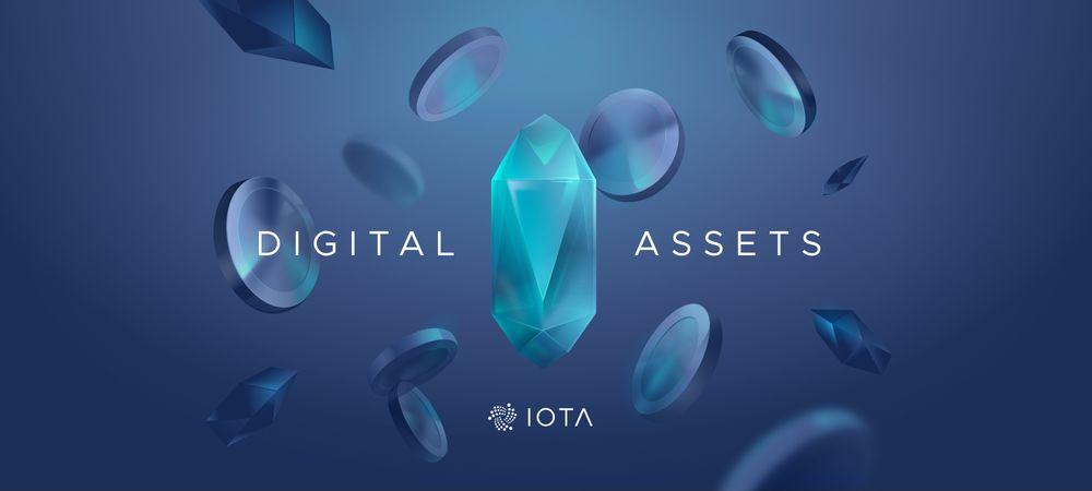 Tangle上的代币化---IOTA数字资产