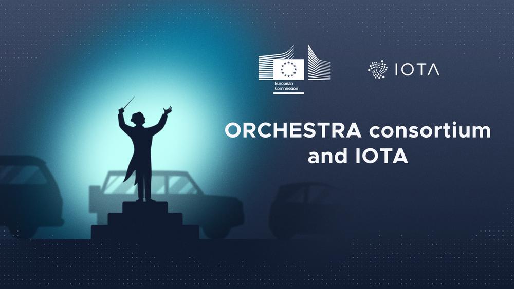 未来的交通基础设施:ORCHESTRA联盟和IOTA