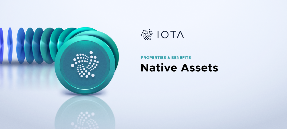 IOTA官方:探索原生资产的特性和好处